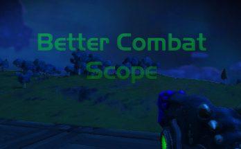 Better Combat Scope