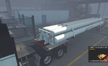Habdorn's CNG 7Tubes ISO 48FT trailer 1.33.x