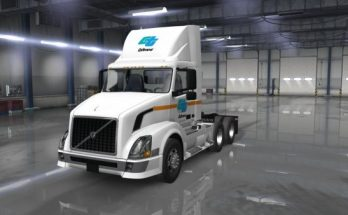 CalTrans Truck and Trailer Skin