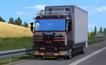 Dealer fix for Scania 3 BDF