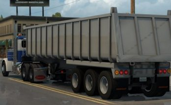 Fruehauf Tri-Axle Dump v 1.0 1.33.x