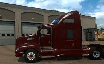 Kenworth T660 Truck v 1.7.2