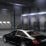 Mercedes Benz s350 4matic 2009 ATS v 1.0