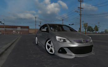 Opel Astra J v 1.0