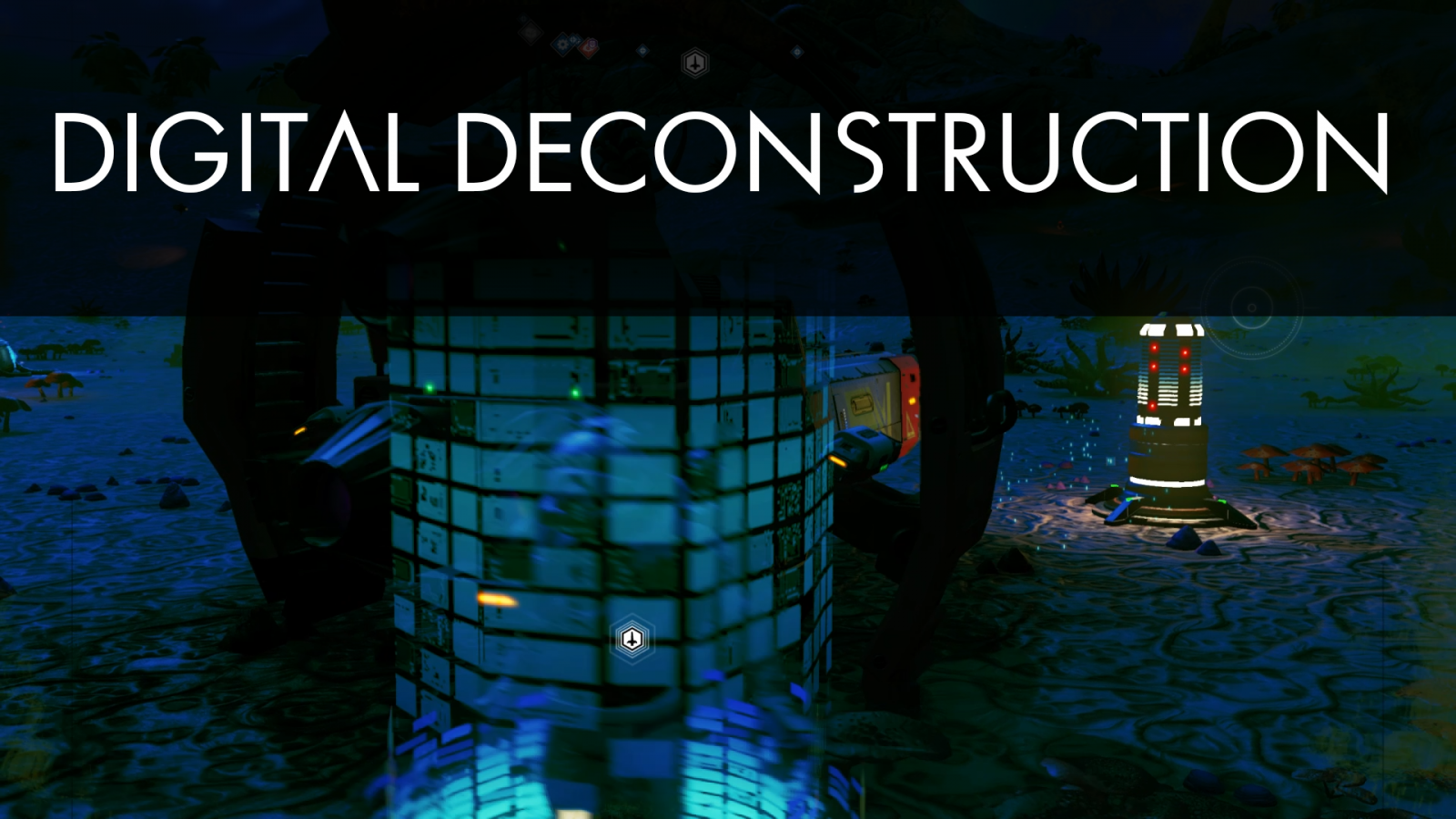 Player Digital Deconstruction