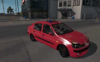 Renault Clio II Symbol v 1.0