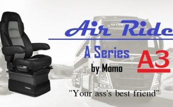 Air Ride A3 by Momo 1.33 ets2