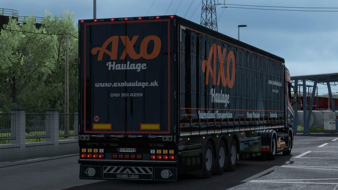 Axo Haulage LTD Skinpack 1.32
