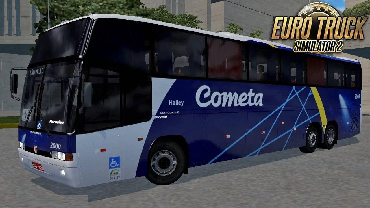 BUS MARCOPOLO GV 1150 FOR 1.33.x
