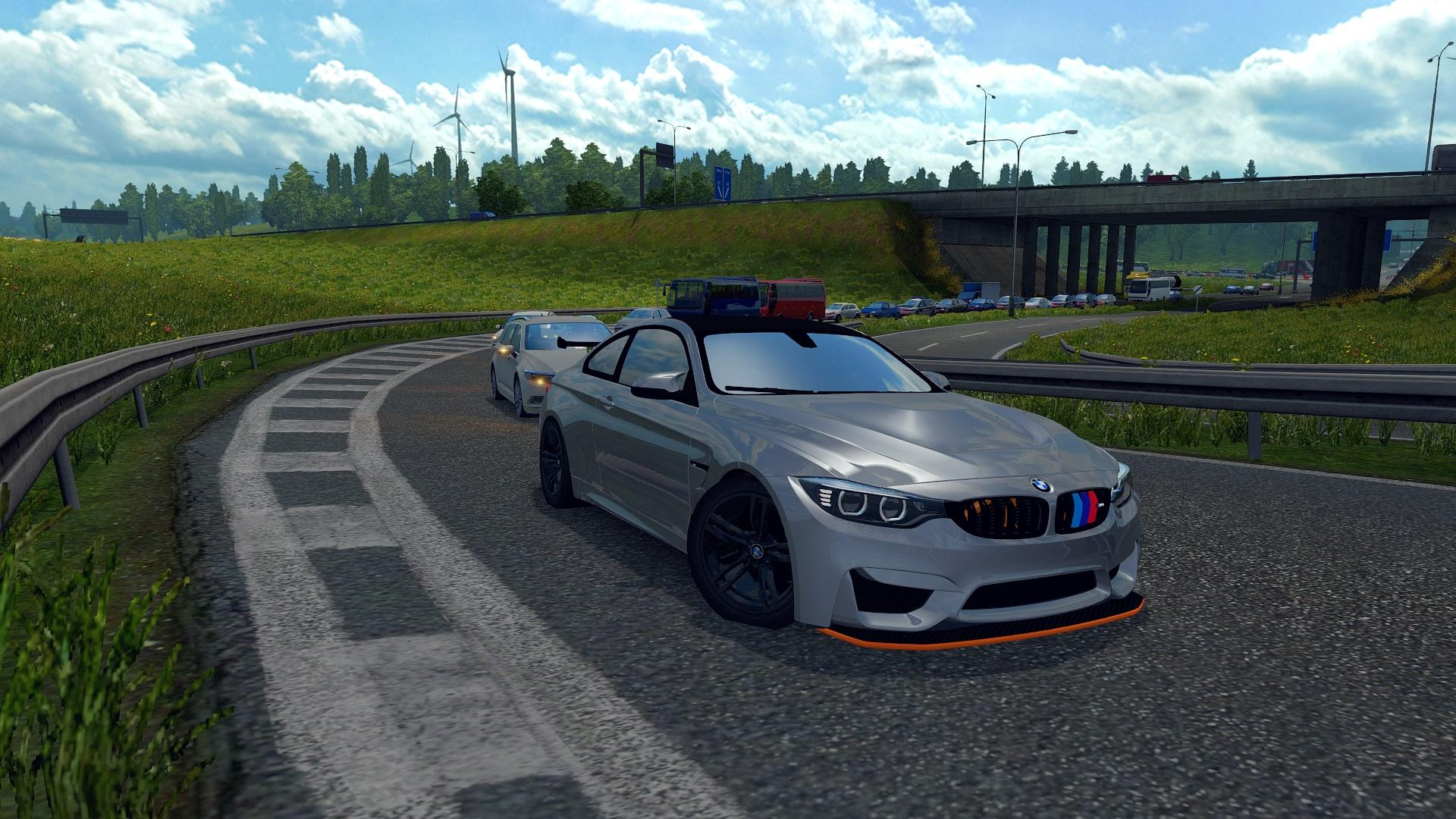 BMW M4 GTS, M4 GMG, M3 F30 Pack 1.33 + fix