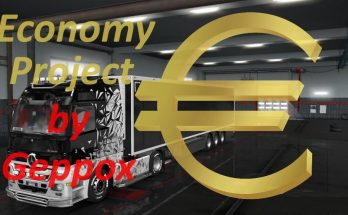Economy Project v1.0 by Geppox 1.33.x