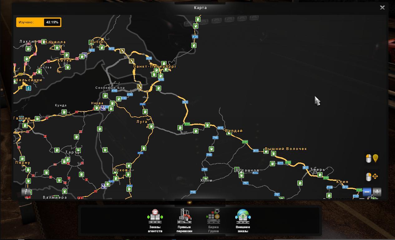 FIX RusMap + Beyond the Baltic Sea v 1 0 | Allmods net
