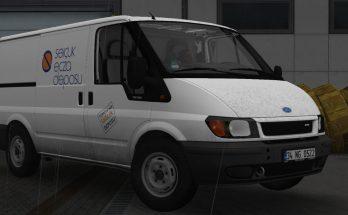 Ford Transit MK6 – V1R2 1.33.x