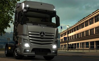 MB Actros MP4 sound update