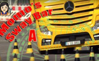 Momo's Sway Bar A 1.33