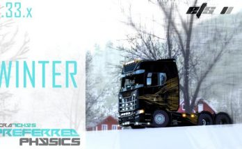 Prefered Winter Physics 1.33