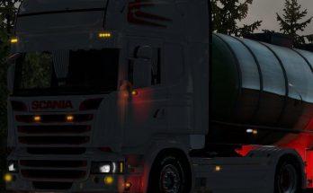 Scania R580 Streamline 1.32.x