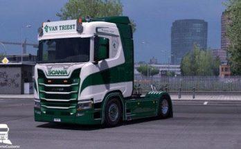 Scania S Van Triest v2.0
