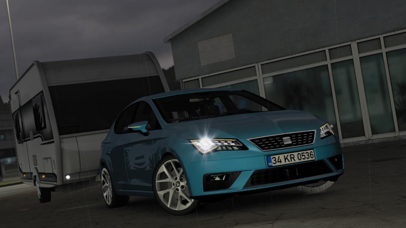 Seat Leon V1R2 1.33.x
