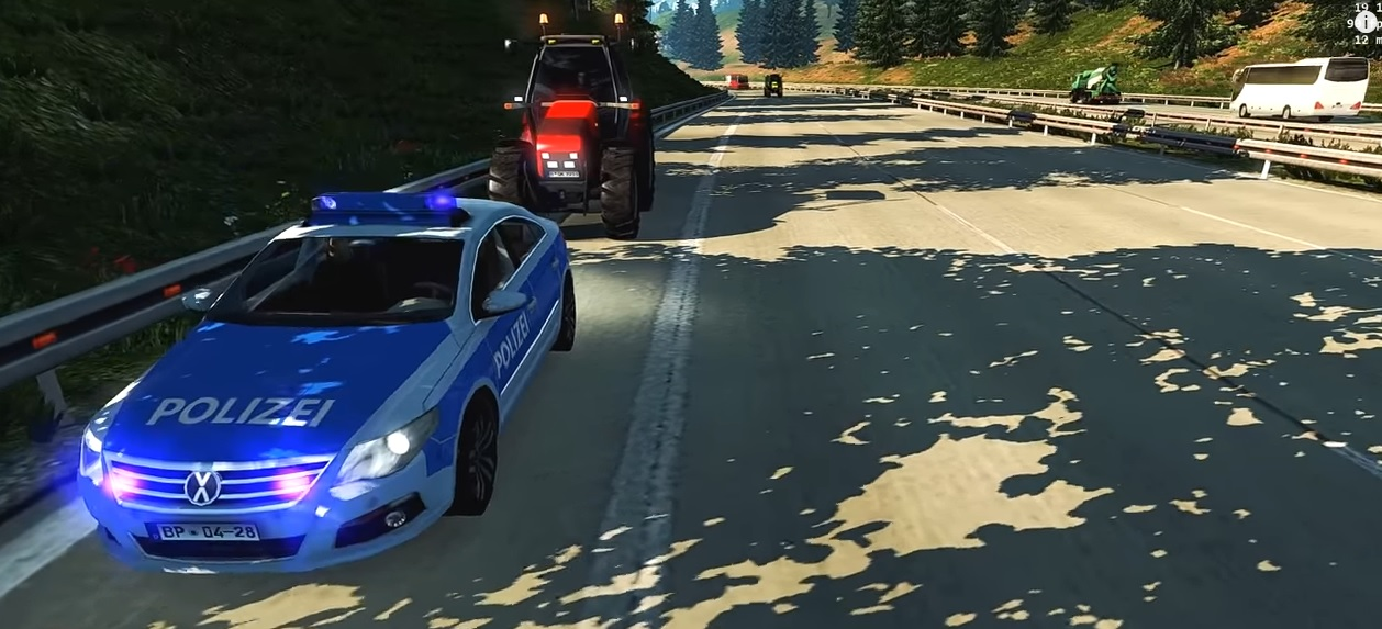 Realistic traffic v5.2 by Rockeropasiempre for 1.33.x