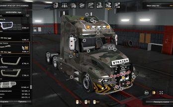 Truck Iveco Strator v5.0