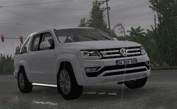 Volkswagen Amarok V6 V1R2 1.33.x
