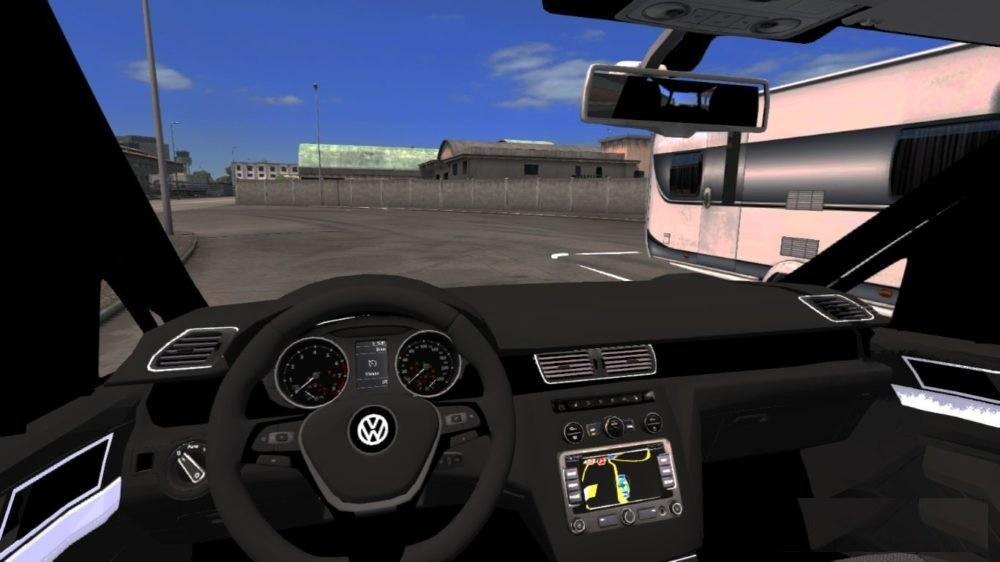 Volkswagen Caddy 2018 v1.0