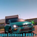 Volkswagen Scirocco R V1R2 + Interior 1.33.x