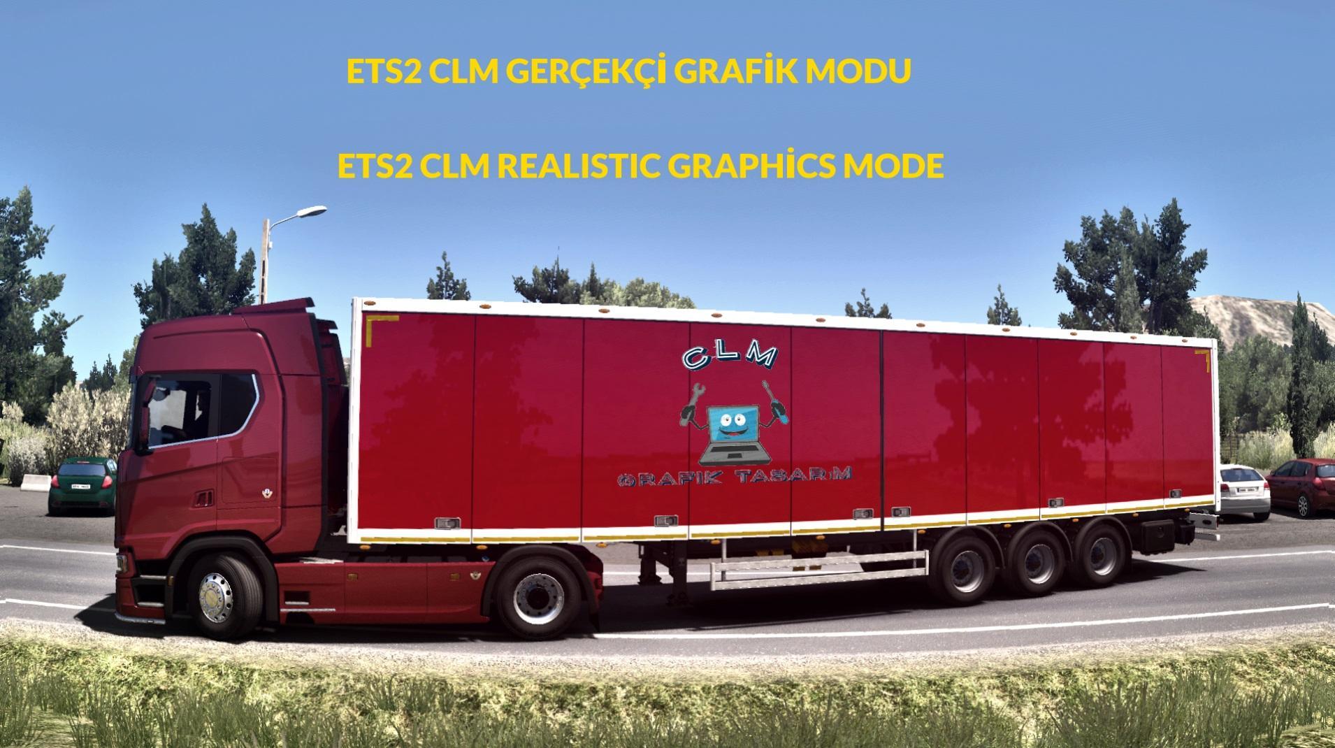 CLM Graphics and Redux Graphics Mods 1 33 x | Allmods net