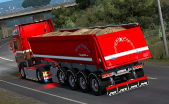 Ronny Ceusters Transport DAF 1.32-1.33.x