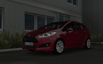 Ford Fiesta ST & ST-Line – V1R2 1.33.x