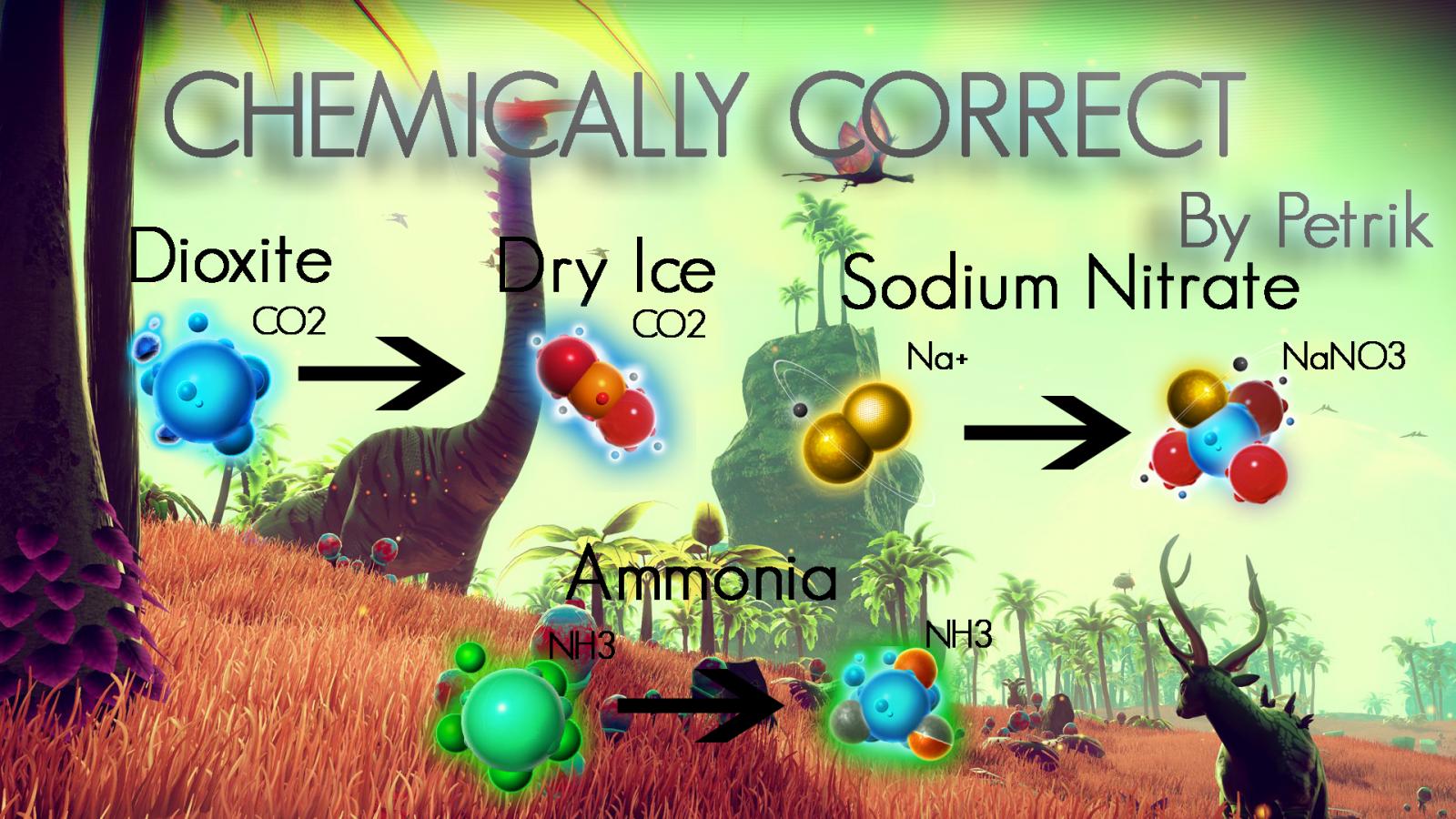 Chemically Correct