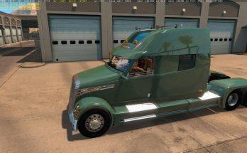 Concept truck Flight of fantasy 1.33.x