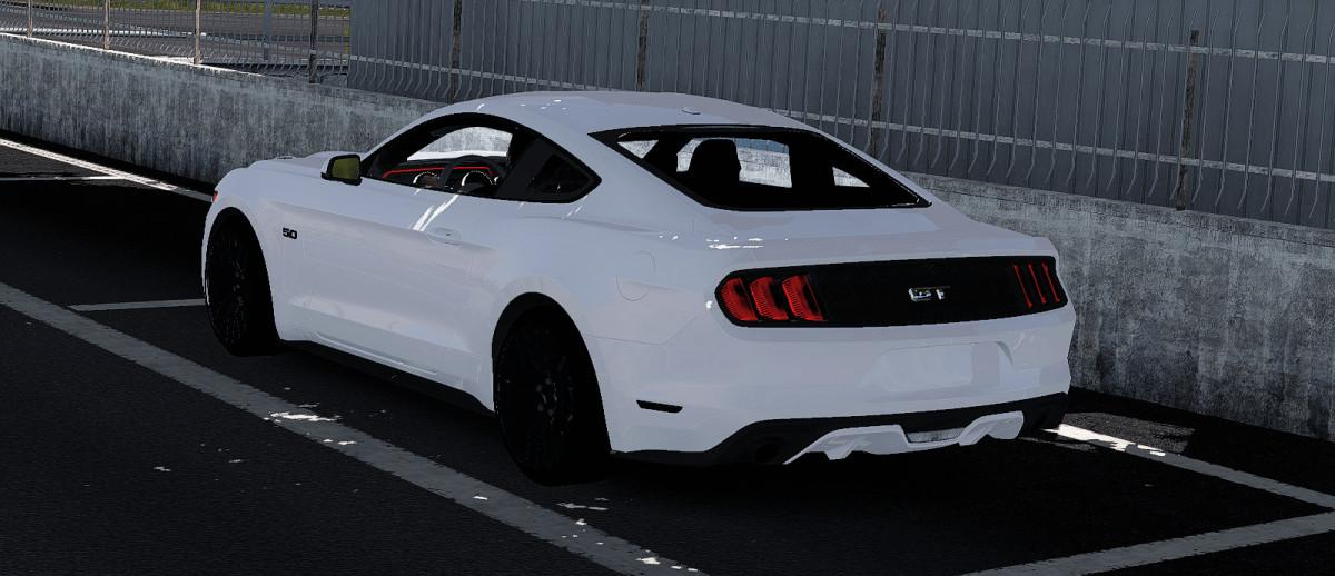 Ford Mustang GT 2015 v 1.0 1.33.x
