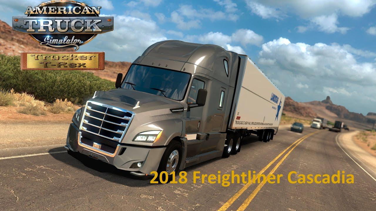 Freightliner Cascadia 2018 v 1.10 fix 1.35