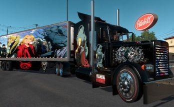 Fullmetal Alchemist Trailer's and Truck Skin