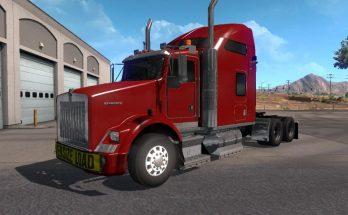 Kenworth T800 1.33.x