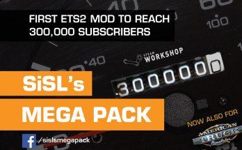 SiSL's Mega Pack ATS v 3.0