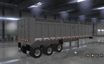 Pack trailers in the property v 1.0