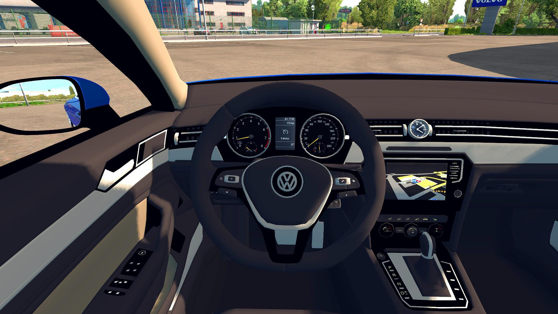 Volkswagen Passat CC 2013 + Arteon 2018 1.33.x