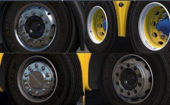 Abasstreppas Wheelpack v3.0 (1.27 - 1.33)
