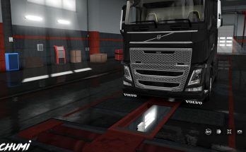 Addon for Volvo FH & FH16 2012 Reworked Schumi v1.0