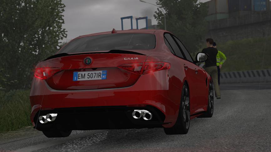 Alfa Romeo Giulia V1R2 1.33.x