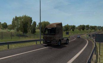 All Truck Air Horn Mod 1.33.x