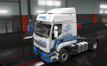 Concord Renault Skin 1.33.x
