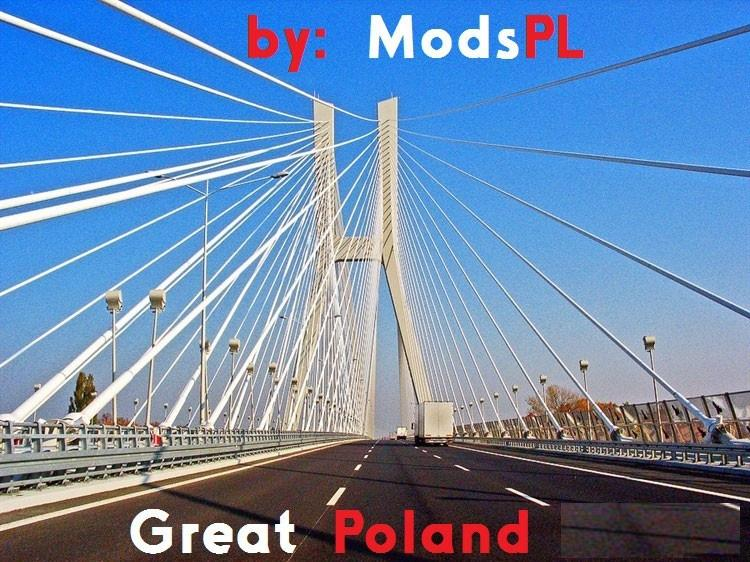 Great Poland v1.3.2 by ModsPL