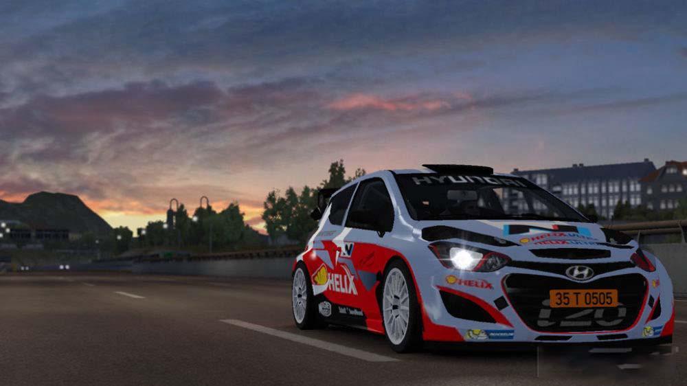 Hyundai i20 WRC 1.33.x