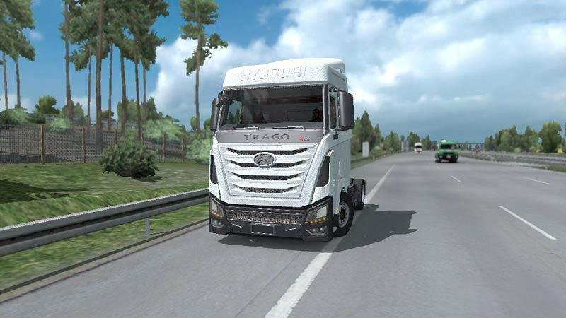 Hyundai Xcient v0.1
