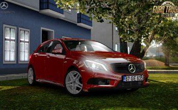Mercedes Benz A45 V1R2 1.33.x