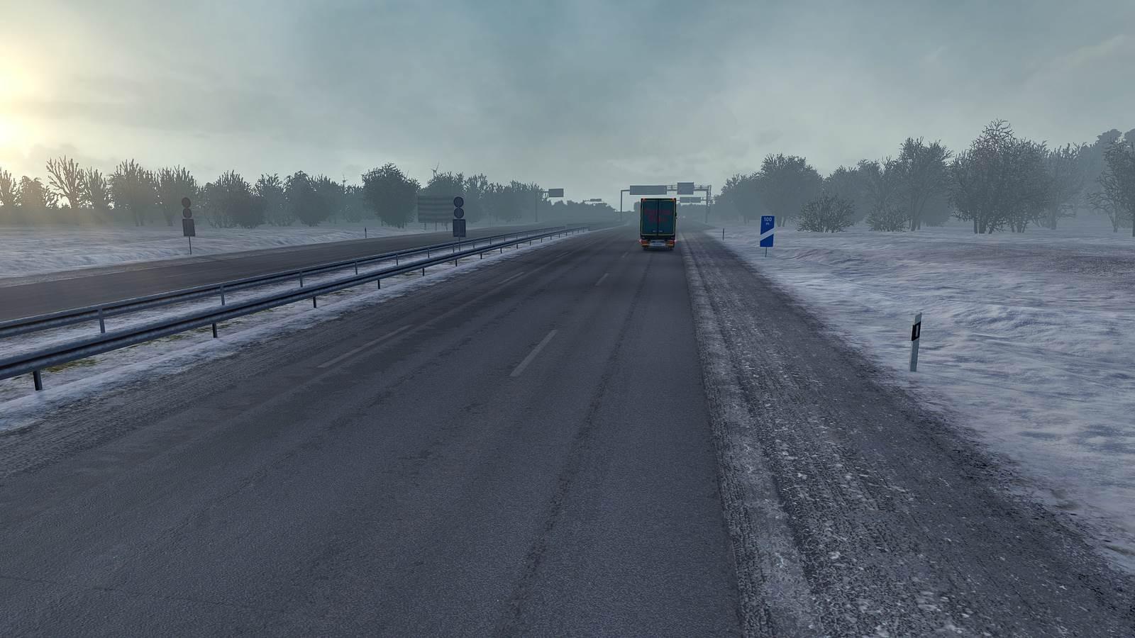 Next-Gen Winter Mod byDamianSVW 1.33.x